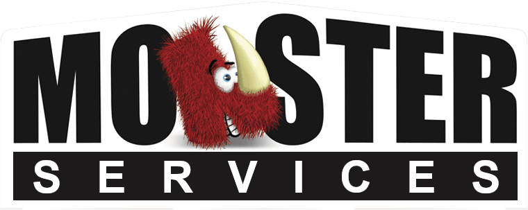 Monster Services Retina Logo