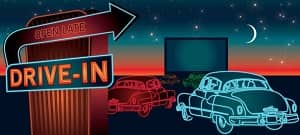 The First Ever Live Drive-In Theatre Coming To Manchester This Year!