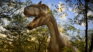 Interactive Dinosaurs Coming To Wythenshawe Park In Manchester: Dino Kingdom